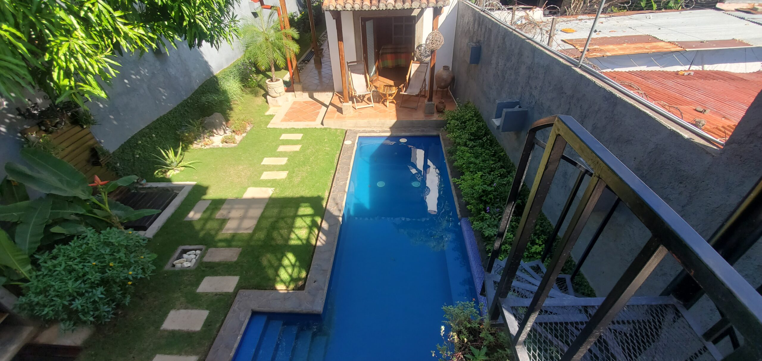 Top-notch build and maintained 3 Bedroom, 3 Bathroom Home, with pool, rooftop and much more in The Gran Sultana, Granada, Nicaragua